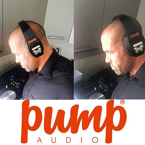Damon Hess - Pump Audio